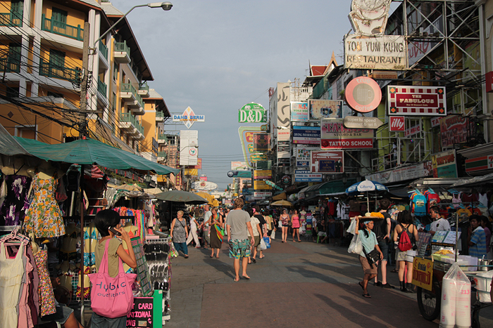 Khaosan Road, Khaosan Road bangkok, things to do in bangkok