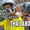 20 ways of getting around thailand 2, thailand transportation, transportation in thailand, getting around in thailand, how to get around in thailand, travel thailand