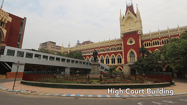 high court building kolkata, colonial architecture kolkata, top attractions of kolkata, things to do in kolkata, kolkata city highlights