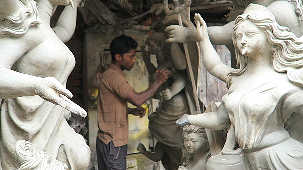 Kumortoli, sculptors colony in kolkata, Things to do in kolkata, kolay market, burrabazaar kolkota, calcutta