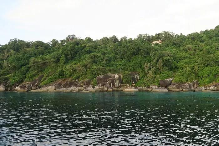 Diving in the Similan Islands, Anitas Reef, wicked diving liveaboard boat, wicked diving boat, what is a liveaboard, wicked diving khao lak, wicked diving similan islands, wicked diving flores