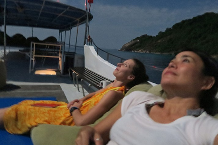 Liveaboard Vacation Similan Islands, Wicked Diving Thailand, Wicked Diving Khao Lak