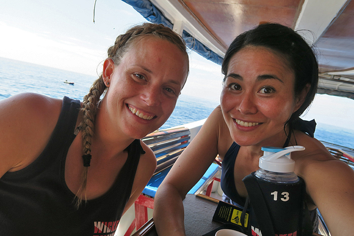 wicked diving instructors, wicked diving review, wicked diving philosophy