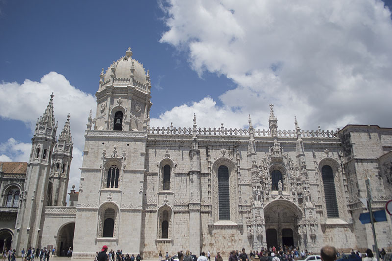 Jeronimo's Monastery in Lisbon, things to know about portugal