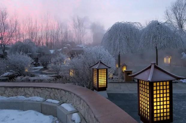 shennong hotspring hotel