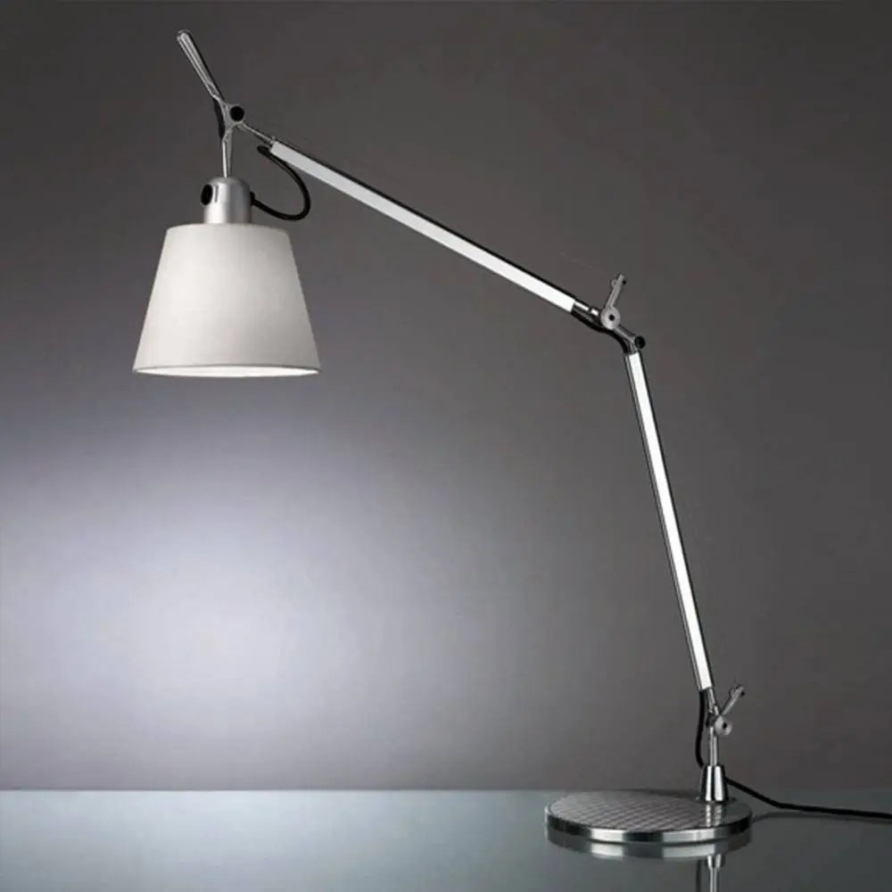 Artemide Tolomeo Artemide Tolomeo With Shade Table Lamp