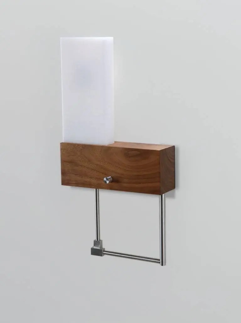 Cubo Kartell Cerno Cubo Wall Lamp