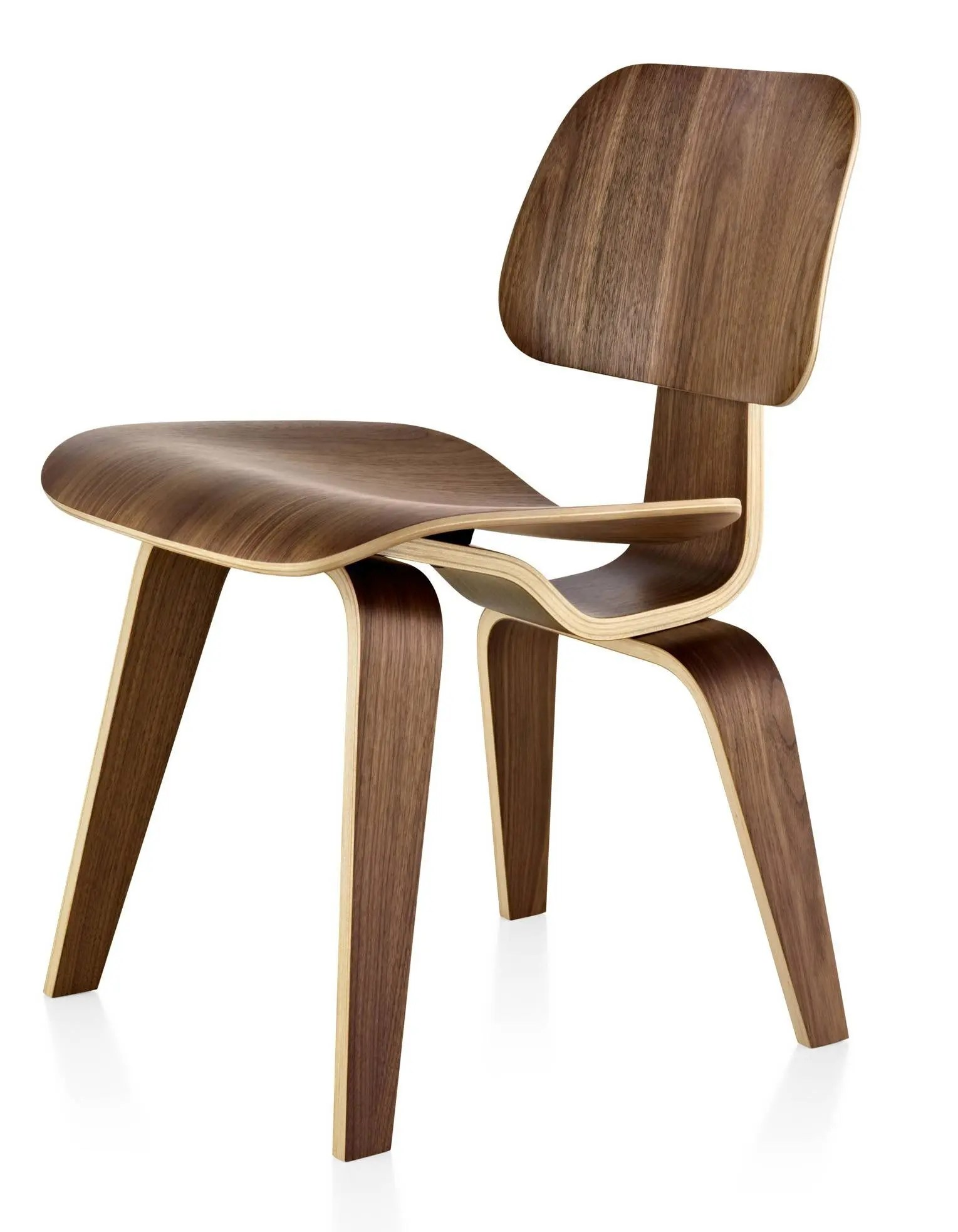 Dining Chairs Eames Herman Miller Eames Molded Plywood Dining Chair Wood