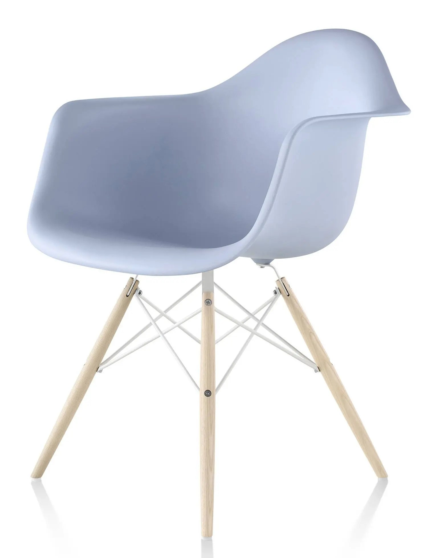 Eames Molded Plastic Chair Knockoff Herman Miller Eames Molded Plastic Armchair Gr Shop Canada
