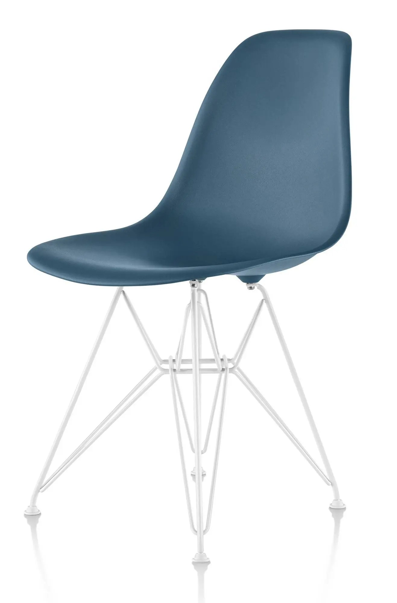 Eames Molded Plastic Chair Knockoff Herman Miller Eames Molded Plastic Side Chair Gr Shop