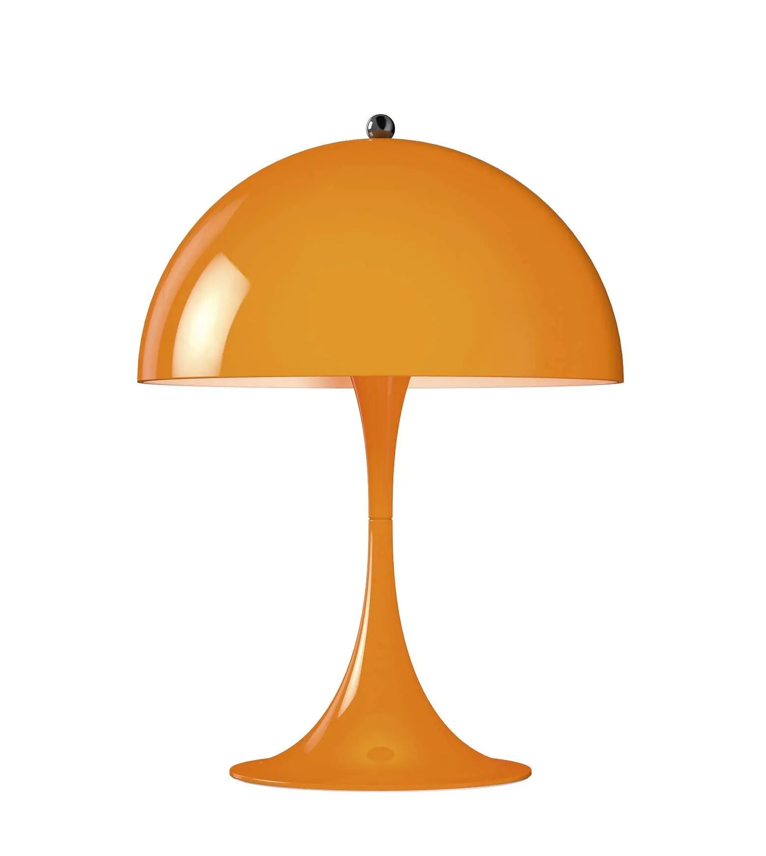 Panthella Lampe Louis Poulsen Panthella Mini Table Lamp - Gr Shop Canada