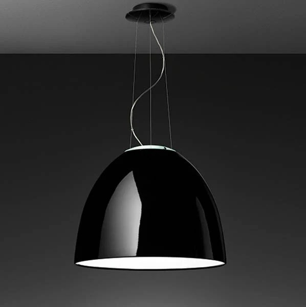 Artemide Nur Mini Artemide Nur Mini Gloss Led Suspension Lamp - Gr Shop Canada