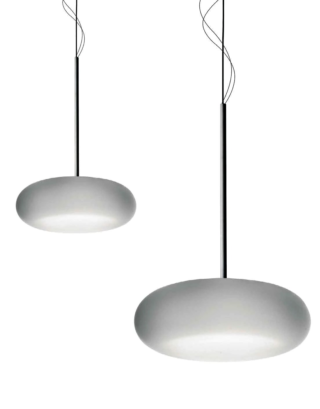 Artemide Suspension Artemide Itka Suspension Lamp O