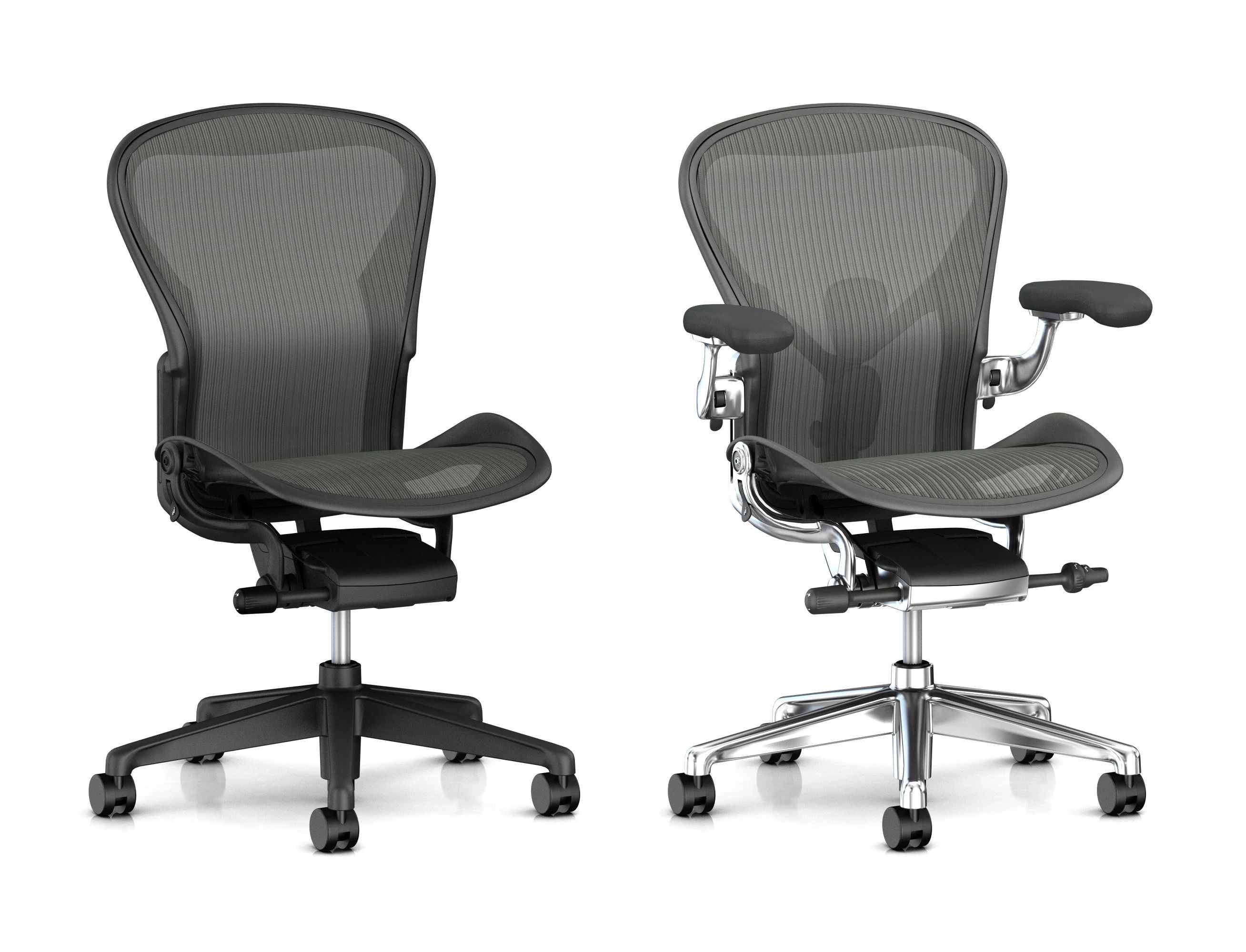 Herman miller aeron chair 2016 build your own