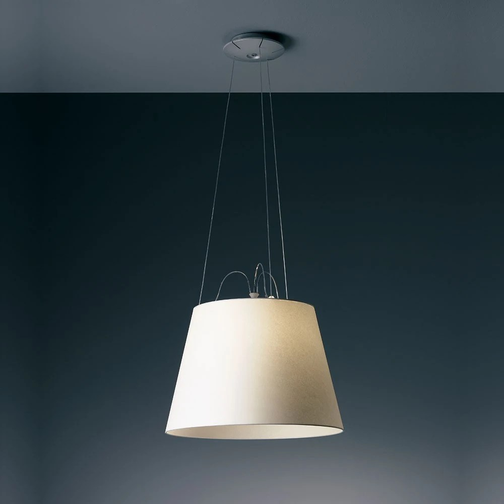 Artemide Suspension Artemide Tolomeo Mega Suspension Lamp