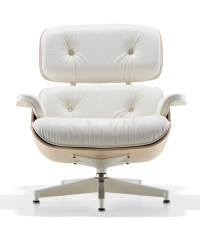 Herman Miller Eames Lounge Chair White Ash - GR Shop Canada