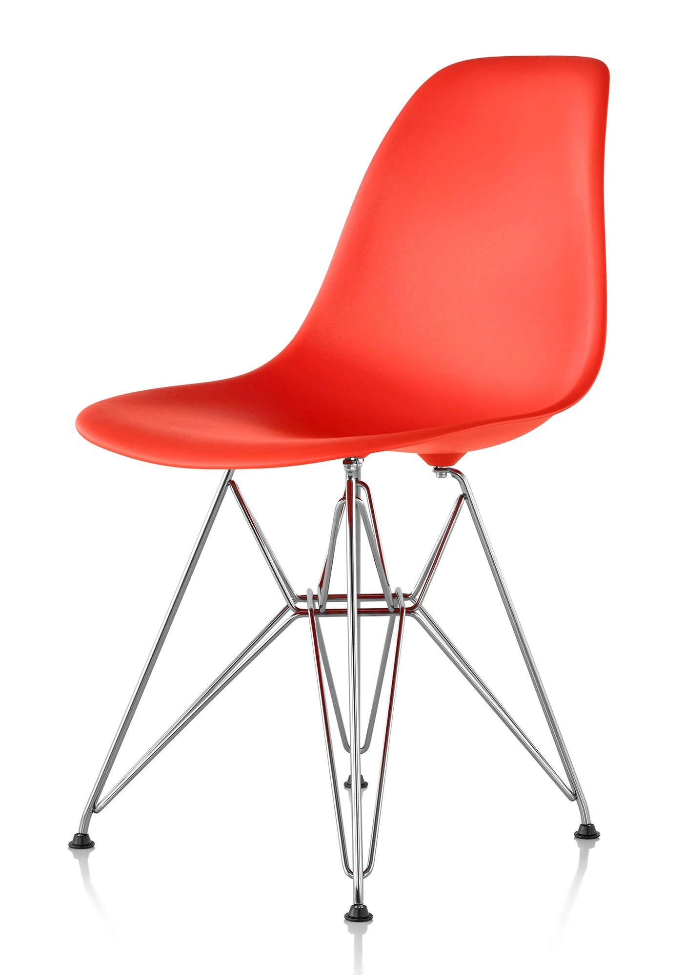 Eames Plastic Chair Herman Miller Eames Molded Plastic Side Chair Gr Shop