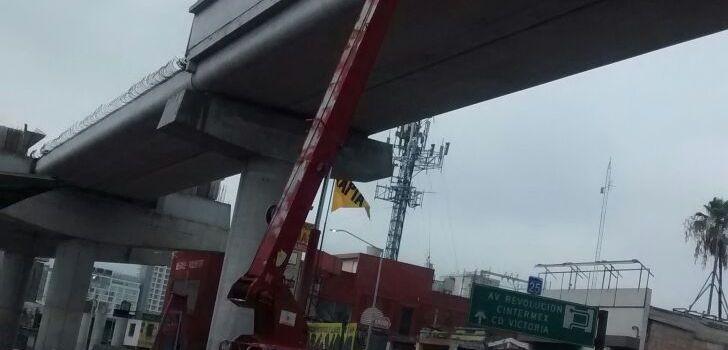 Metrorey Grúas en Monterrey
