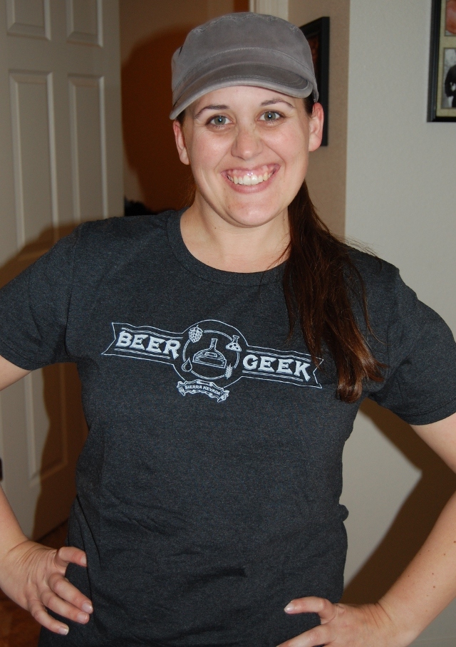 The Beer Geek Tour only costs $25 and at the end they give you a growler and an exclusive Beer Geek shirt.