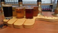 Fall Brewing Co. Taster Flight
