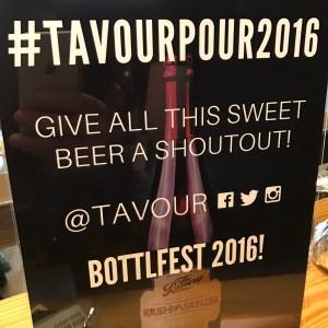 #TavourPour2016