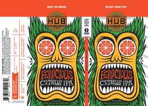 HUB Ferocious Citrus IPA