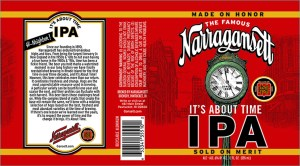 Narragansett It's About Time IPA