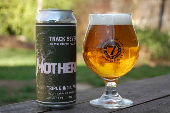 Motherland Triple IPA