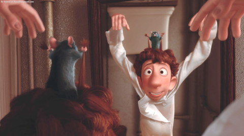 Ratatouille: The Ride (1/6)