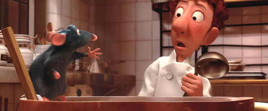 Ratatouille: The Ride (4/6)