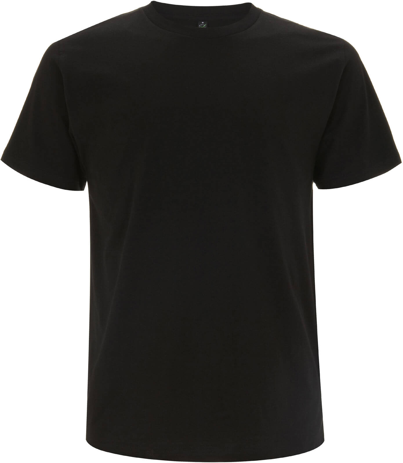 T Short Organic T Shirt Co2 Neutral Schwarz