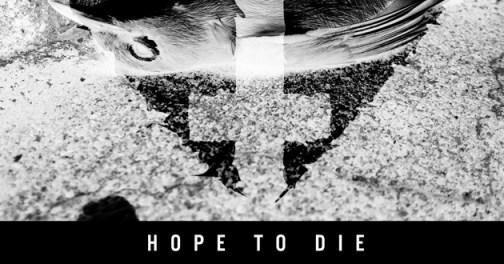 """""""Cross My Heart Hope To Die"""" cover art"""
