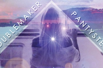 "DJ Troublemaker's ""Panty Step"" cover art"