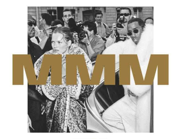 """Puff Daddy & The Family's """"MMM"""" cover art"""