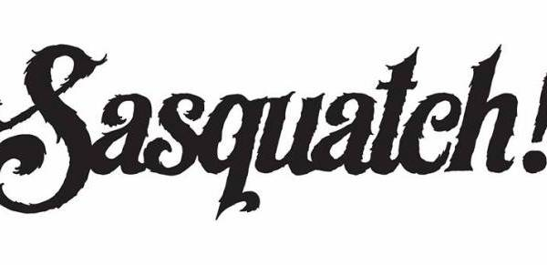Sasquatch! logo