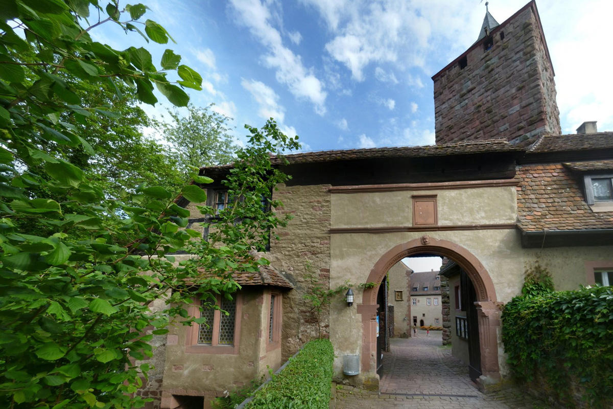 Maintal Betten Jugendherberge U. Tagungshaus Burg Rothenfels In Rothenfels