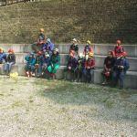 Alpinismo Giovanile CAI Lonigo al Buso della Rana