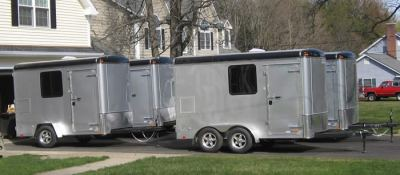 Gryphon Mobile Grooming Salons & Trailers