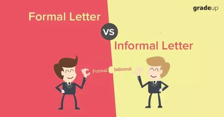 How to write Formal and Informal letter in SSC CHSL  CGL