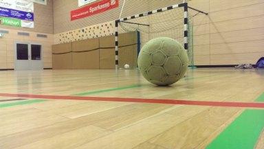 Hallen Fussball