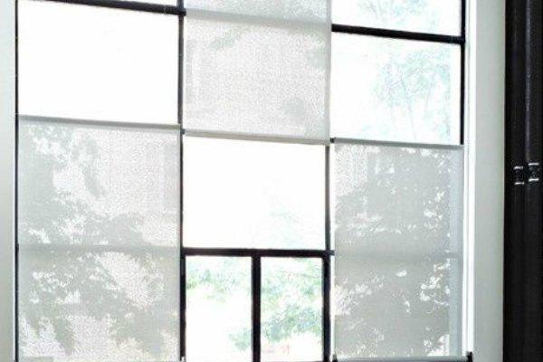 mondrian window monochrome