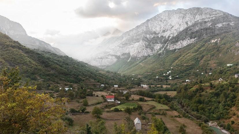 La vallata di Curraj I Eperm. Foto di Orlando Lacarbonara