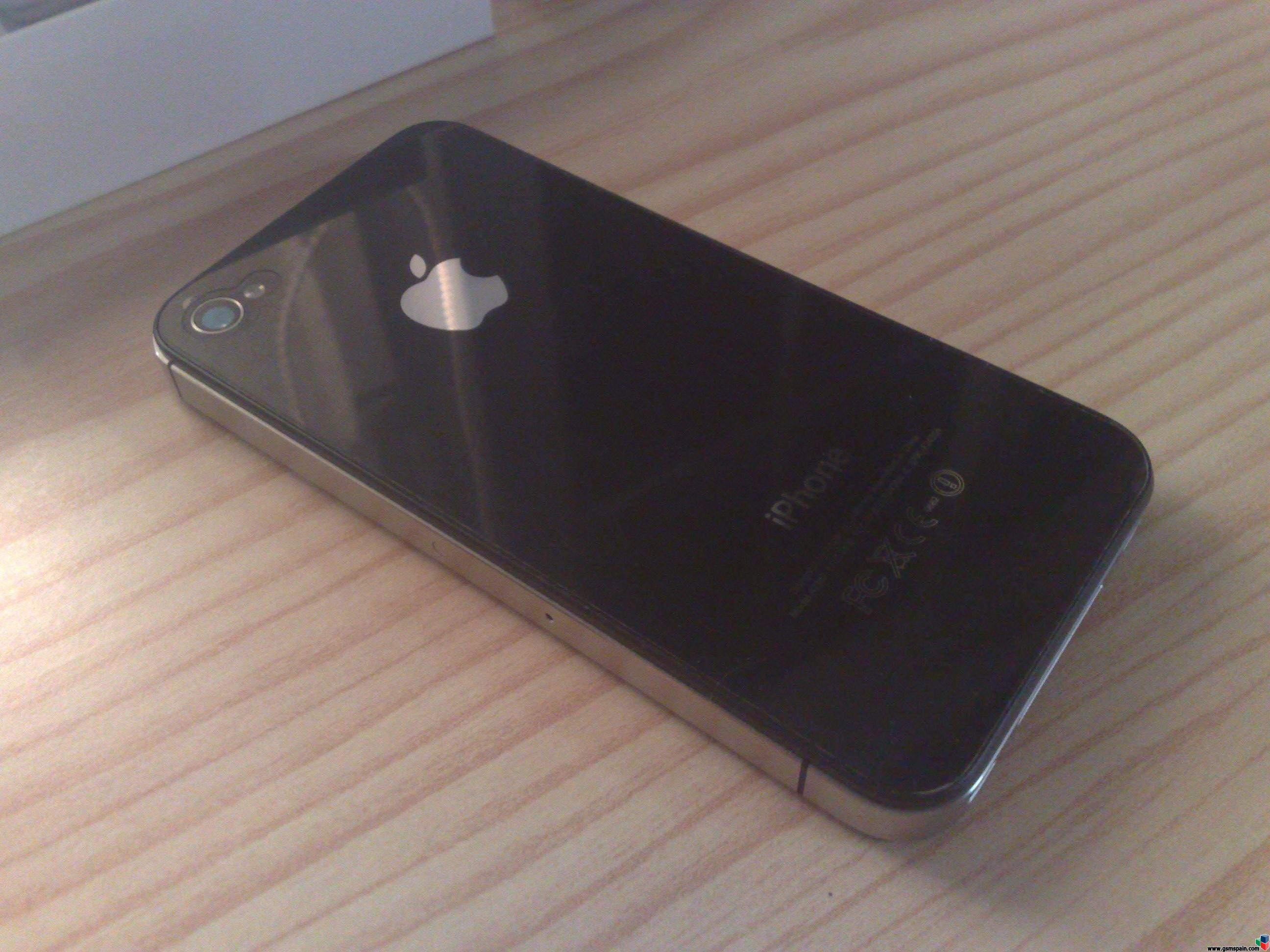 Iphone 4s 16gb Libre Vendo Iphone 4s 16gb Negro Libre