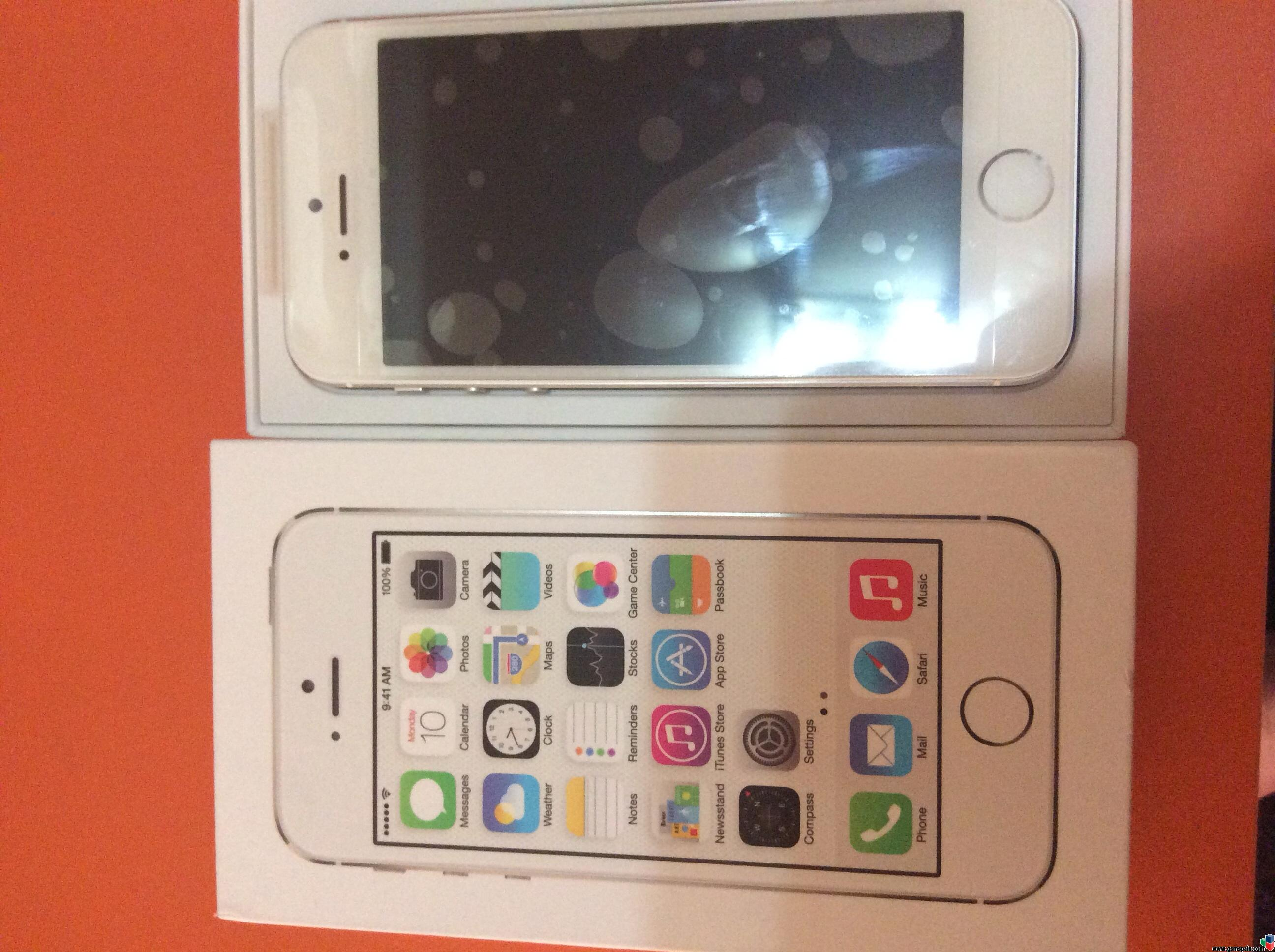 Precio De Iphone 5s Libre Vendo Iphone 5s Blanco 16gb Libre