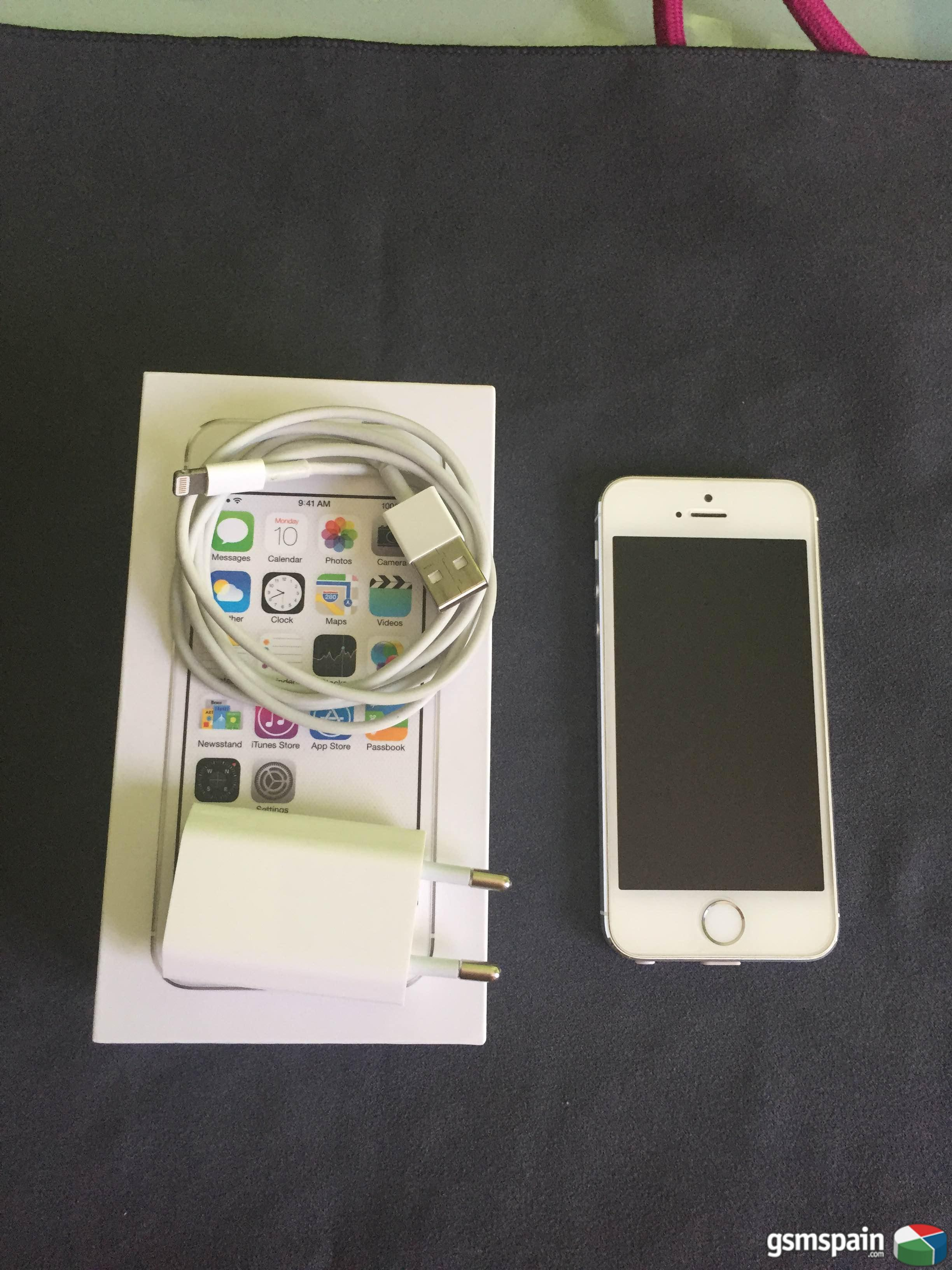 Precio De Iphone 5s Libre Vendo Iphone 5s 16gb Blanco Libre
