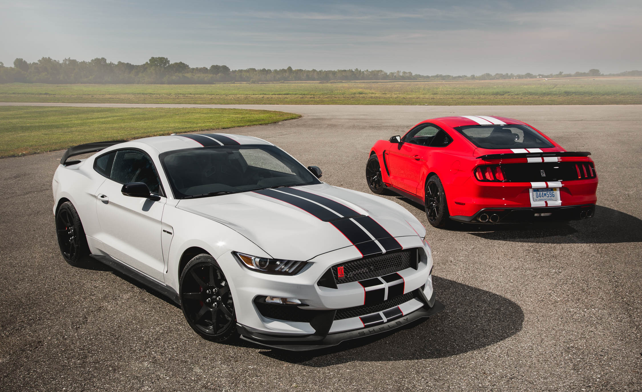 Ford Mustang Shelby Gt350r New 2016 Ford Mustang Shelby Gt350r And Gt350 7869 Cars