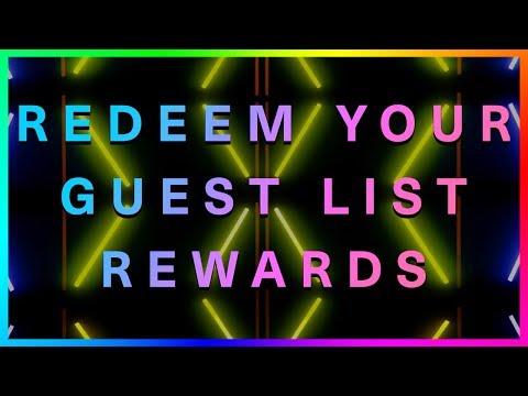 GTA Online Nightclub Update NEW Guest List Exclusive Rewards - FREE