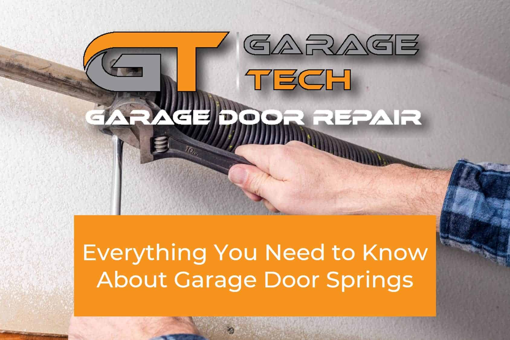Garage Door Repair Queen Creek Az The 411 On Garage Door Springs Gt Garage Door Repair