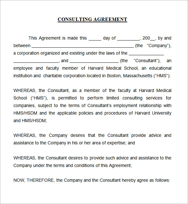 Consulting Agreement Template Short gtld world congress - consulting agreement forms