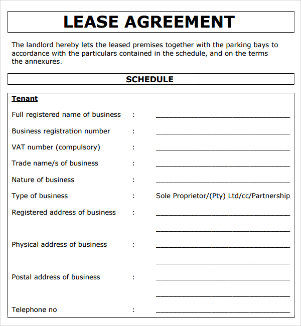 Free Commercial Lease Agreement Word gtld world congress